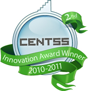 CENTSS award badge