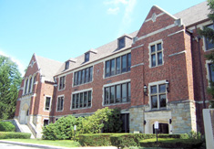 Photo of the building where Empire State College has its Hartsdale, NY office