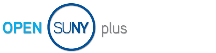 Open SUNY Plus logo