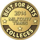 Logo:Best for Vets Colleges