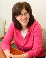 School for Graduate Studies student Lisa Michaels, a 2013 Chancellor's Award for Student Excellence recipient