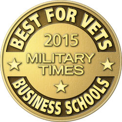 Best for Vets: Business Schools 2015