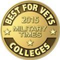 Military Times Best for Vets 2015