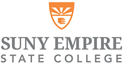 SUNY Empire State College Logo - 250 pixels wide - Stacked - Color