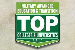 Military Advanced Education and Transition Guide 2016: SUNY Empire State College a Top School