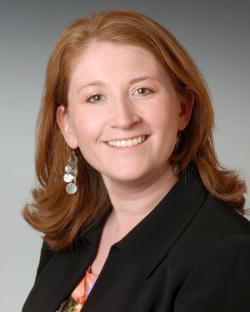 Desiree Drindak, interim director of the college's Office of Veteran and Military Education. Photo/Empire State College