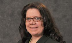 Lisa D'Adamo-Weinstein, a director of academic support and assistant professor with SUNY Empire State College